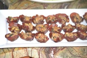 Bresaola Muffins